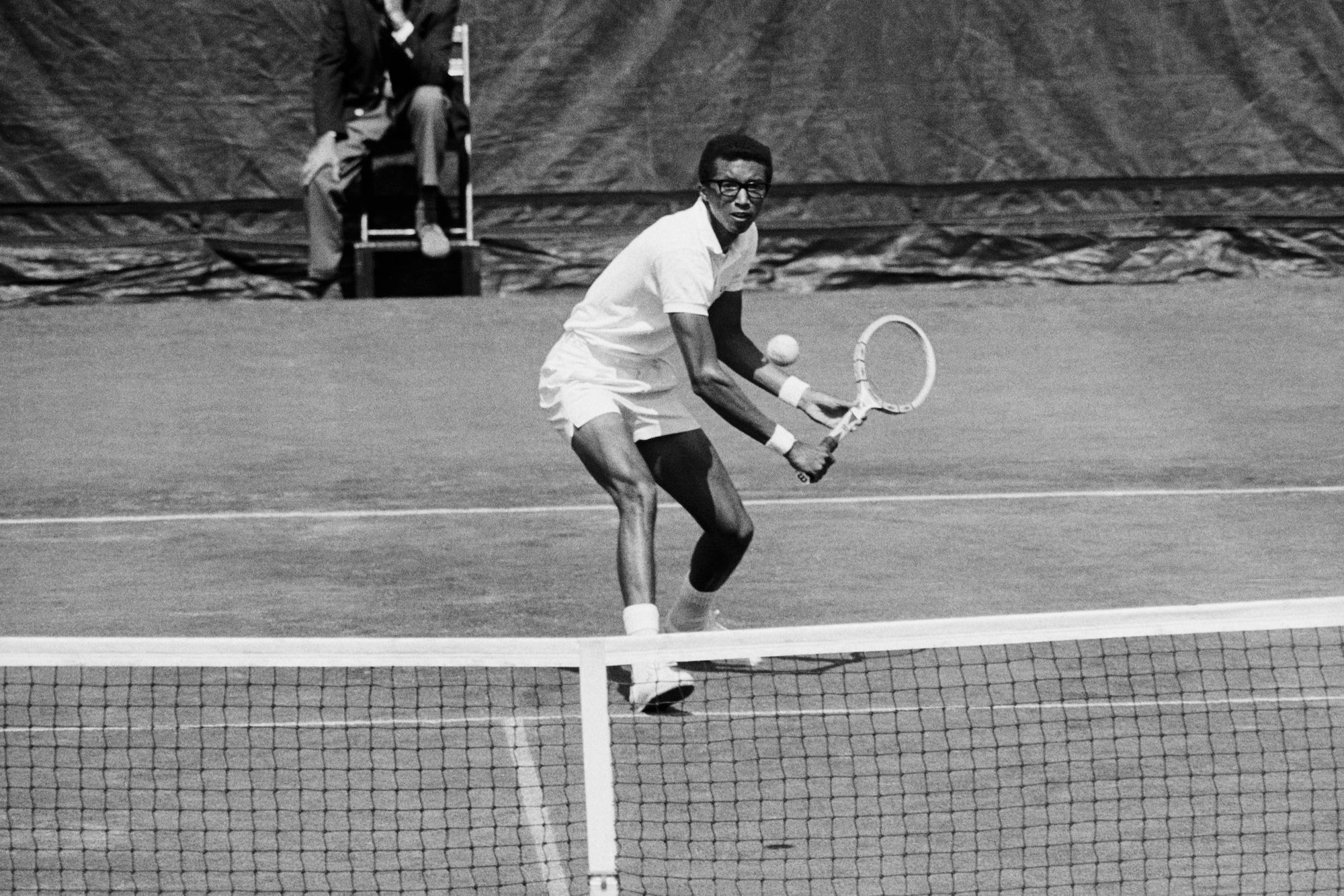 16 Inspiring Quotes From U S Open Tennis Legend Arthur Ashe Tennis Legends Arthur Ashe Tennis