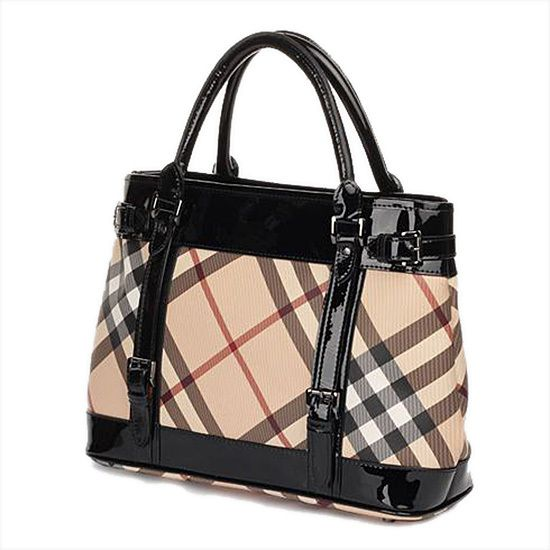 c61d07a9b0da Get a handle on Burberry s luxurious leather goods!