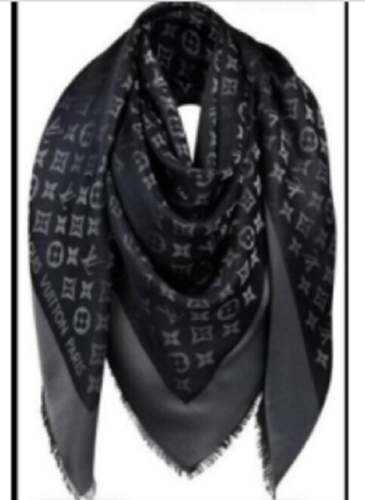 75f2db3f10c L Brand Check Women Wool Cotton Cashmere Silk Scarves Scarf Wrap ...