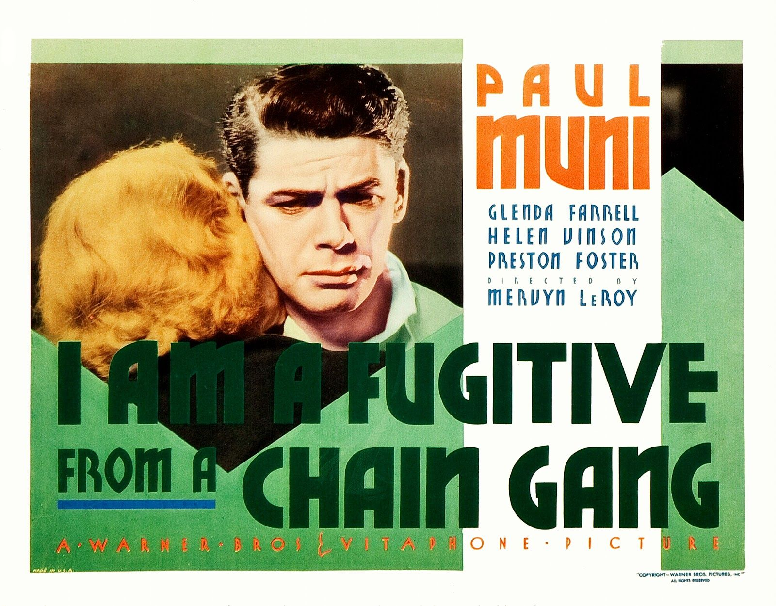 Watch I Am a Fugitive from a Chain Gang Full-Movie Streaming
