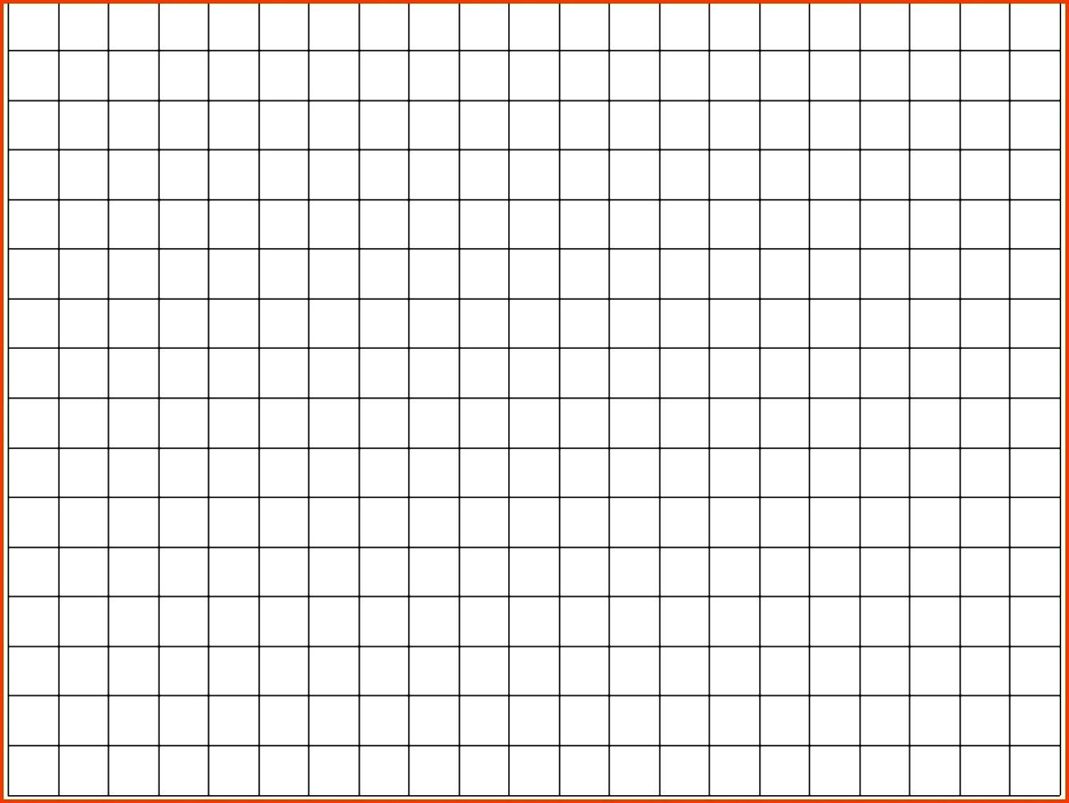 Large Graph Paper Printable Graph Paper Paper Template Graph Paper