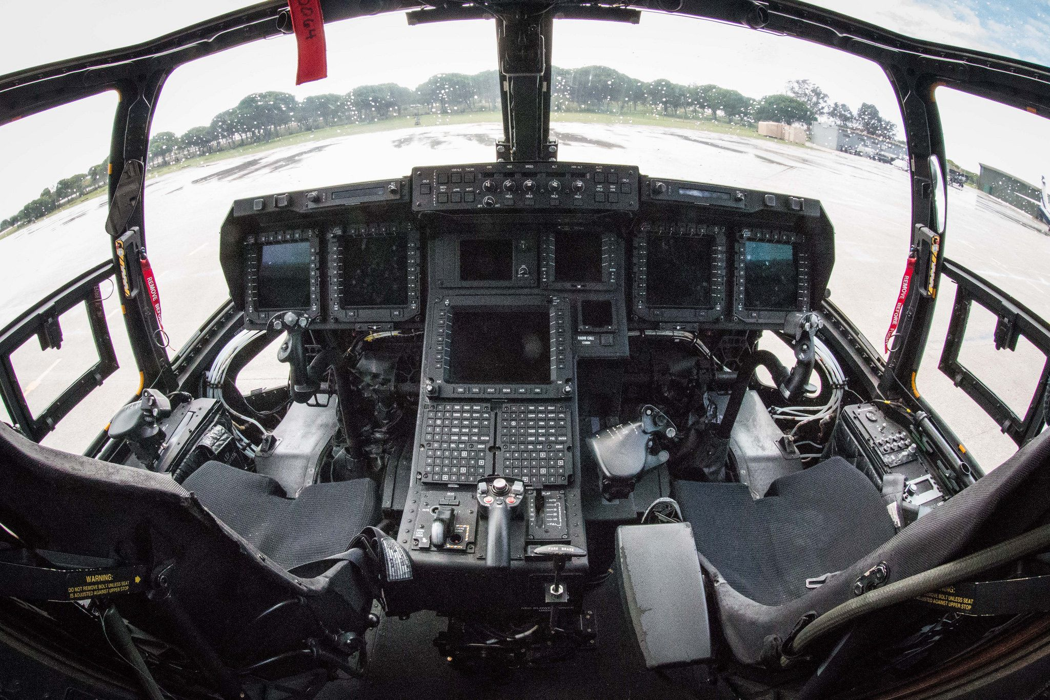 Inside An Osprey Cockpit Nato Trident Juncture Portugal