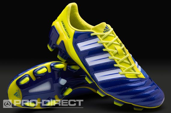 0354d2807 adidas Football Boots - adidas adipower Predator DB TRX FG - Firm Ground -  Soccer Cleats - Prime Ink Blue-White-Electricity