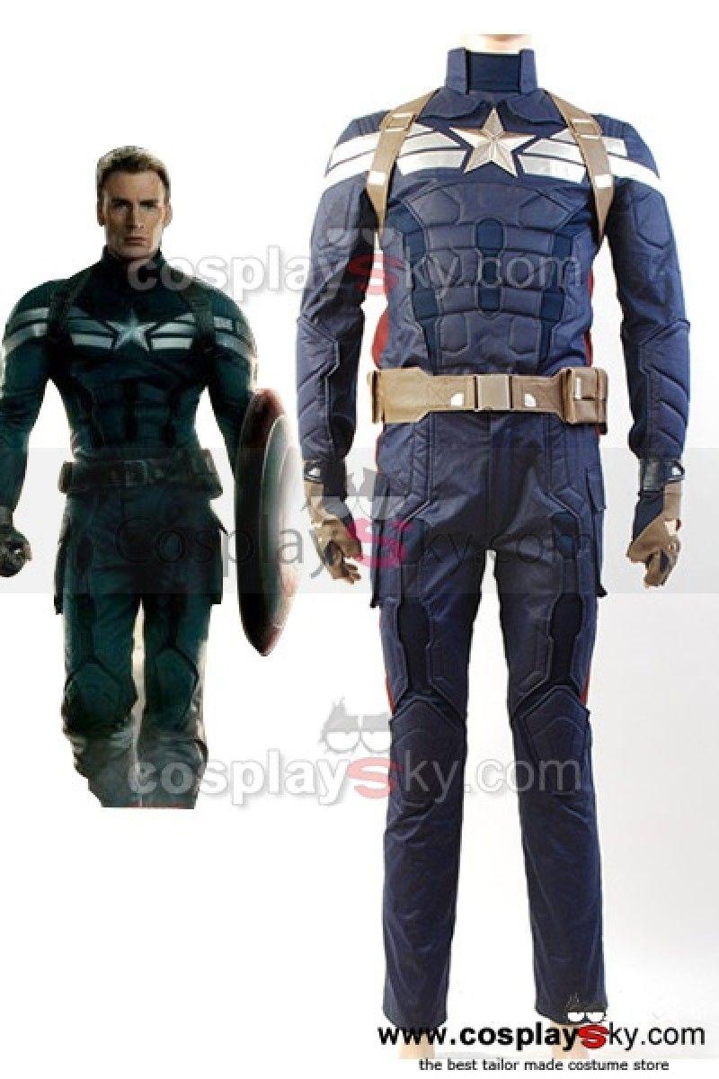 Captain America The Winter Soldier Steve Rogers helmet cosplay Halloween mask