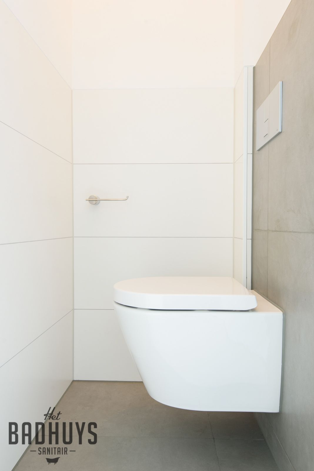 Moderne badkamer met ligbad | Het Badhuys | Mini bath | Pinterest ...