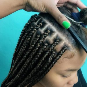 How To Box Braids Tutorial And Styles   Box Braids Guide # afro Braids tutorial How To Box Braids Tutorial And Styles   Box Braids Guide