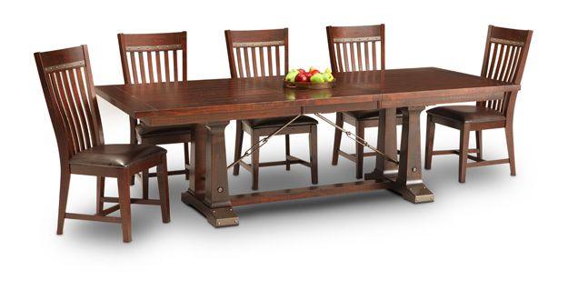 Beau Oak Express: Mendocino Trestle Table : TA INMETT