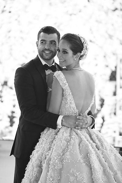The Wedding of the Year: Lana El Sahely and Ali Awada Tie the Knot in a Fairytale, Fashion-Inspired Ceremony