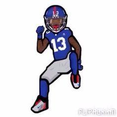 odell beckham jr cartoon - Google Search | Odell beckham jr, Sports logo design, Beckham jr