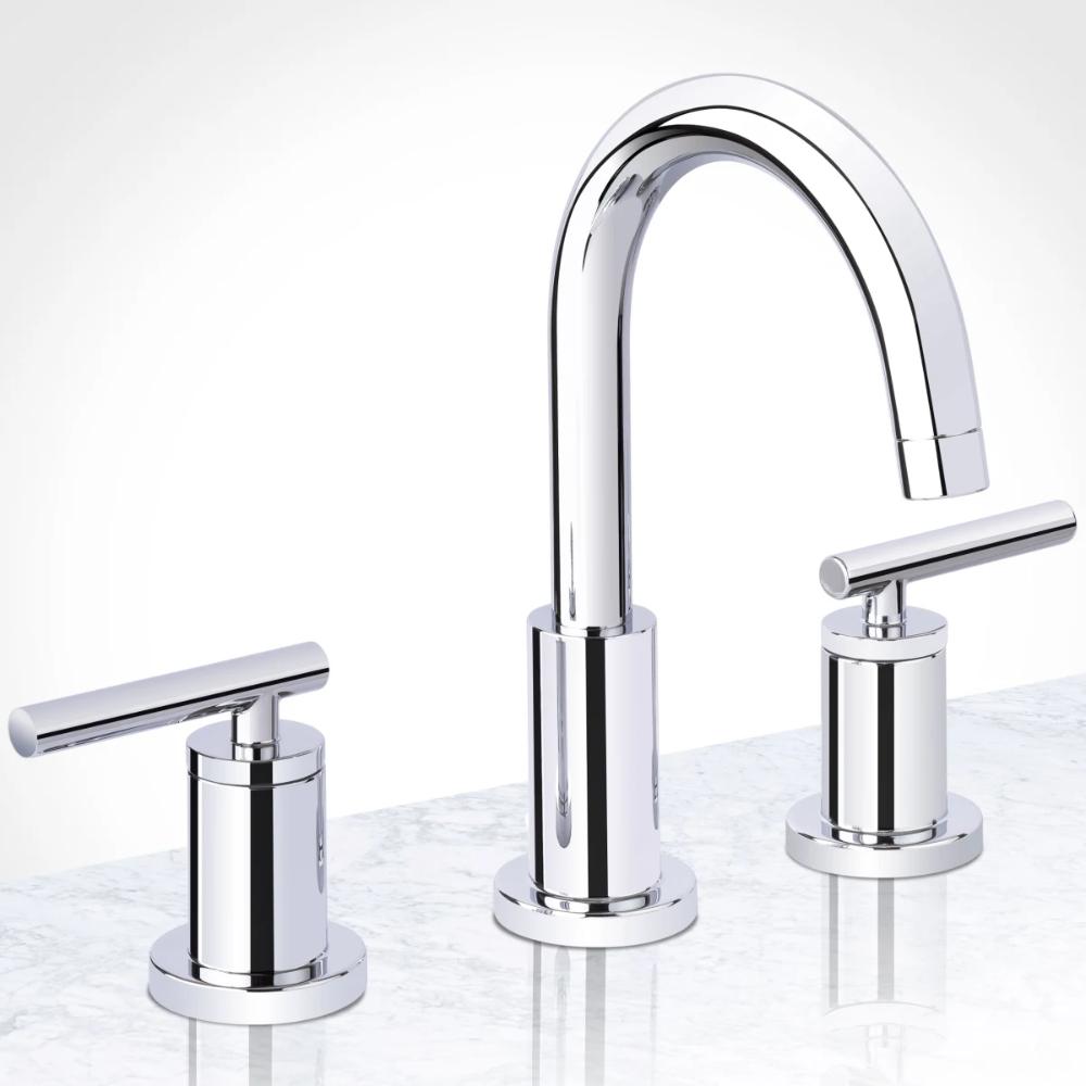 Miseno Mno1343bg Mia Widespread Bathroom Faucet Build Com Widespread Bathroom Faucet Bathroom Faucets Sink Faucets [ 1000 x 1000 Pixel ]