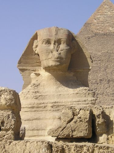 pin the sphinx pyramid - photo #6