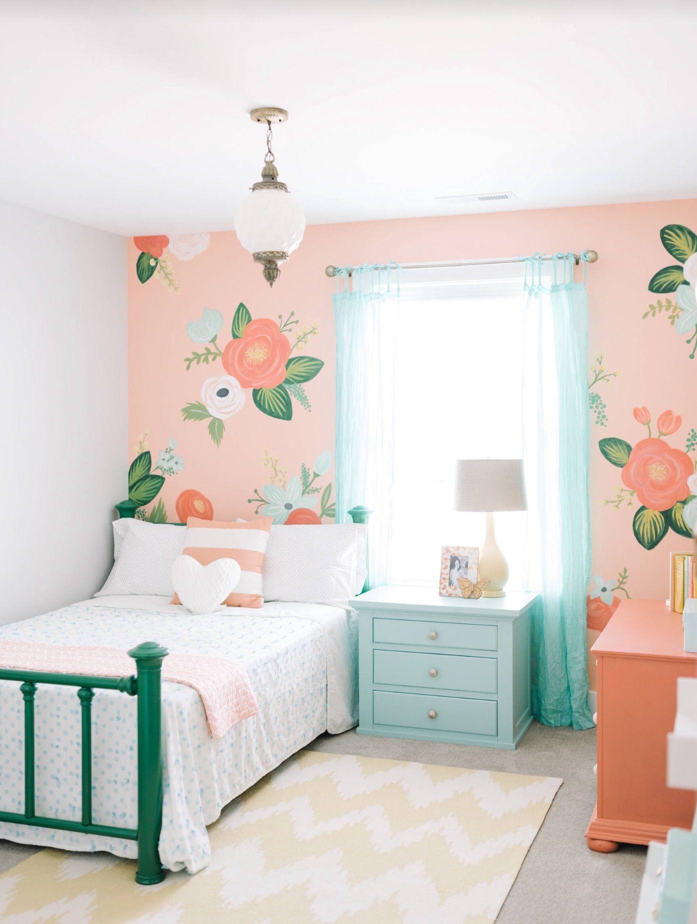 Astounding Jugend Mädchenzimmer Sammlung Von Wallpaper
