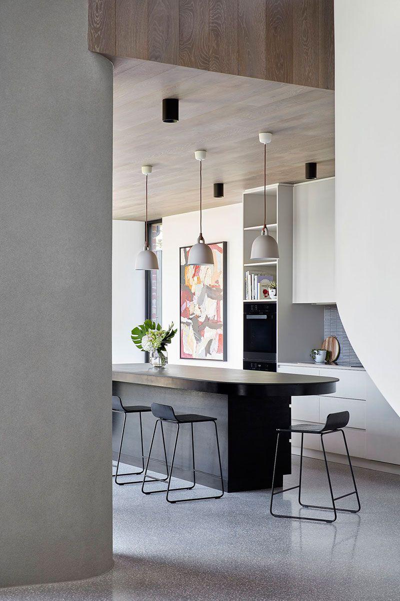 Mix of opposites interesting house in Australia Home