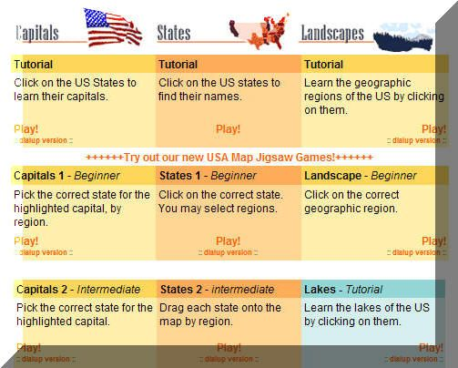 Sheppard Software Geography Games Us Games Awesome Games From - Sheppard software us map