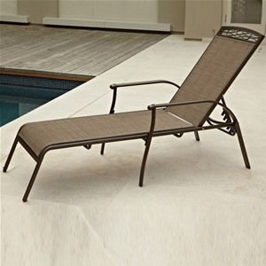 Leisuregrow Key Largo Garden Sun Lounger Sun Lounger Lounger Furniture Rehab