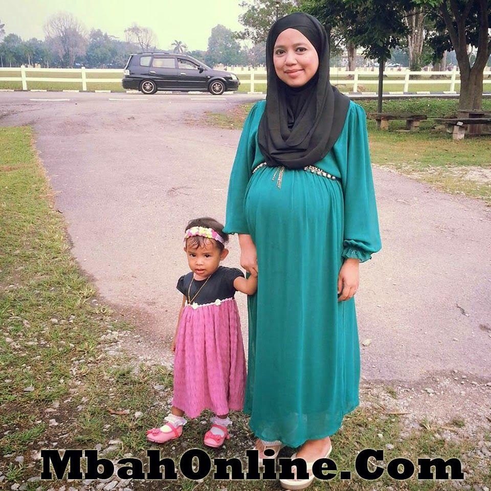Mbah Online Ibu Jilbab Hamil Hamil Fashion