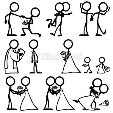 1000 Ideas About Stick Figures