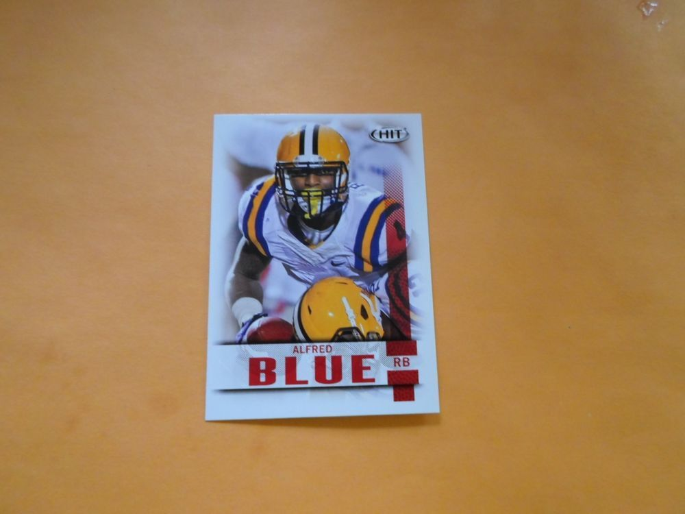2014 SAGE HIT RC ALFRED BLUE #46