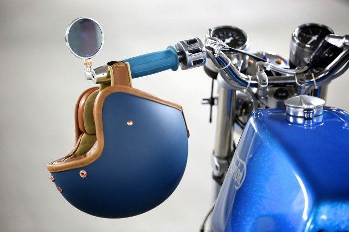 retro helmet from hedonist