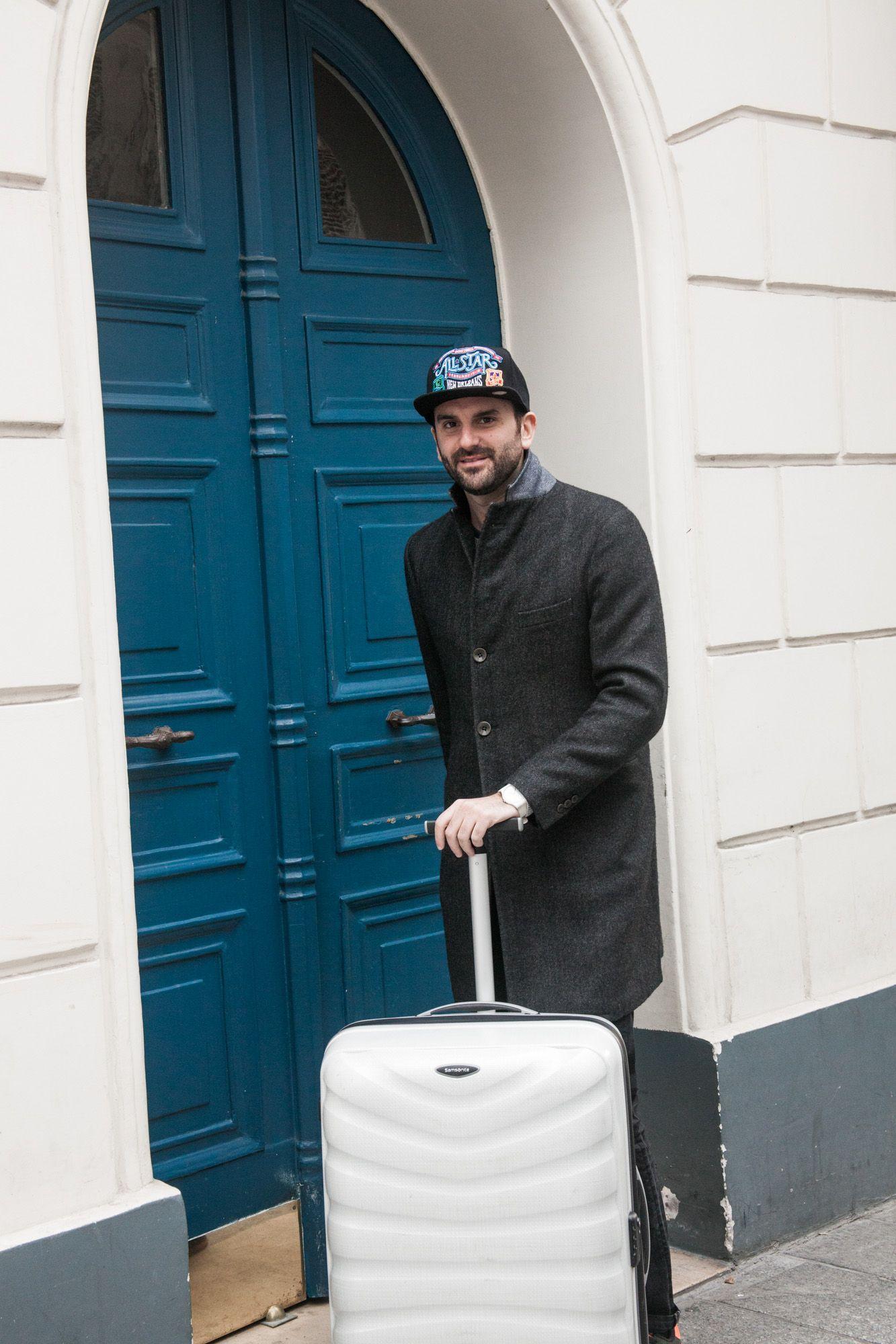 Livin' Cool #Samsonite #Fashion #Blogger #Firelite #Travel ...