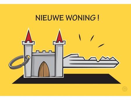 De origineelste adreswijzigingen stuur je met een knop allemaal! Online besteld, via PostNL bezorgd. http://www.kaartjeposten.nl/kaarten/verhuizen/