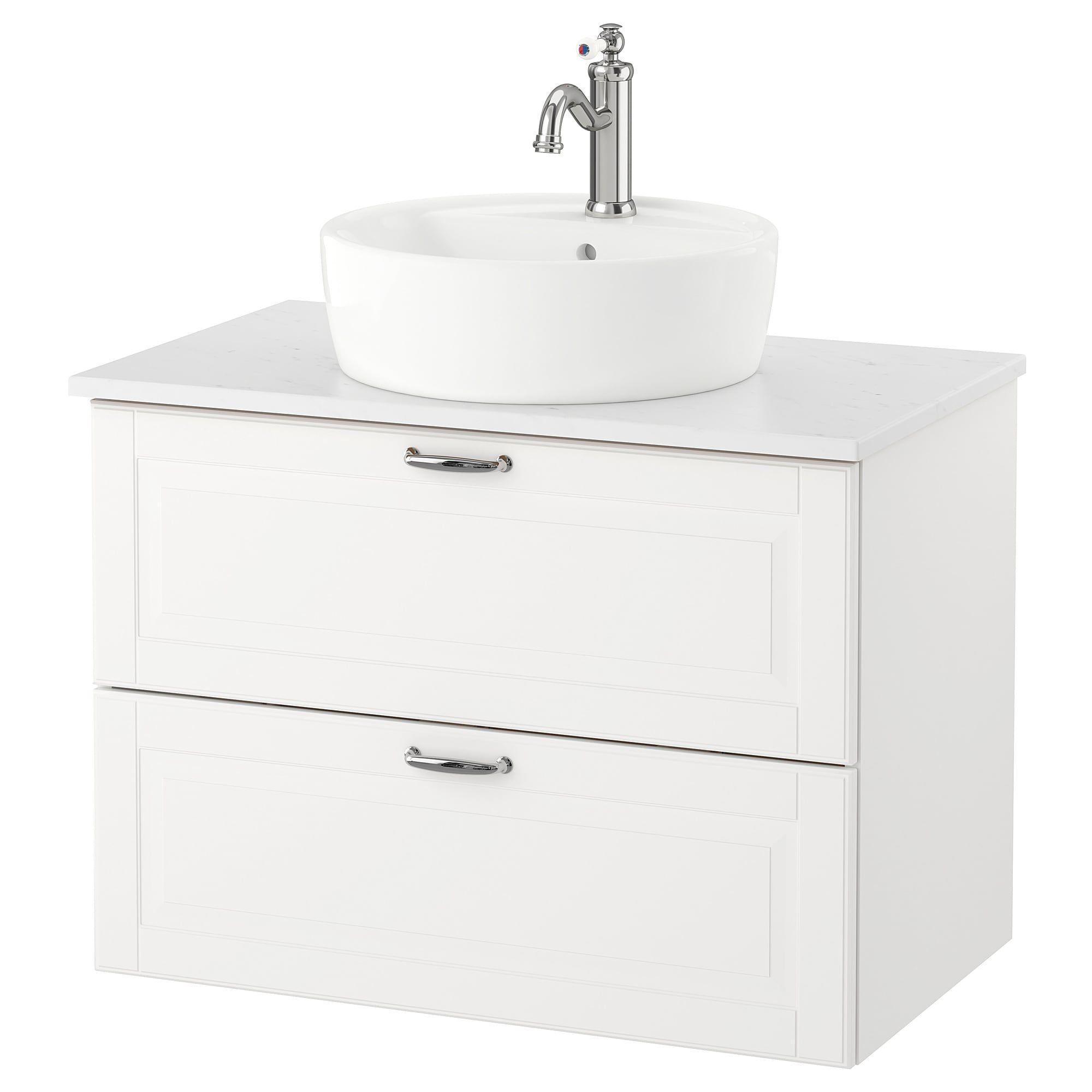 Us Furniture And Home Furnishings Ikea Vanity Small Bathtub