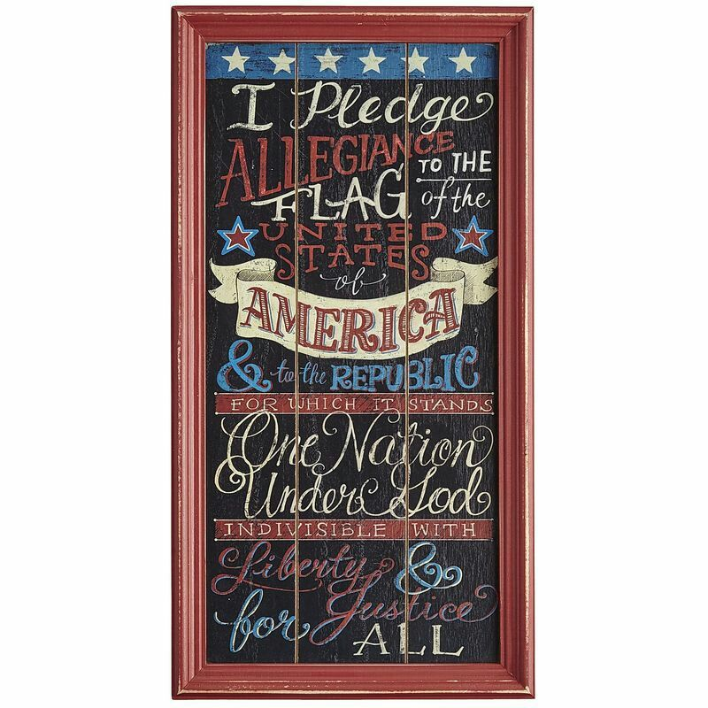 Pin Candys Wreath Shop July Patriotic Decorations Chalkboard Signs