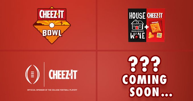 17 Cheez It Cheezit Twitter Cheez It Crunchy Crackers Real Cheese