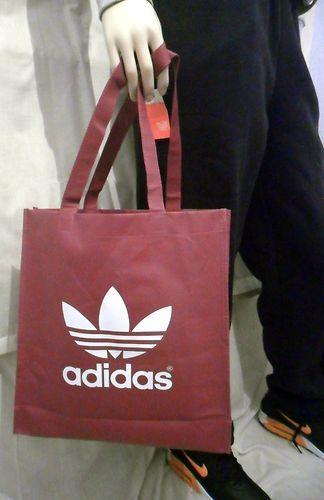 94fc68b31ef7 Adidas Originals Unisex Trefoil Shopper Beach Tote Bag – Mens Womens ...