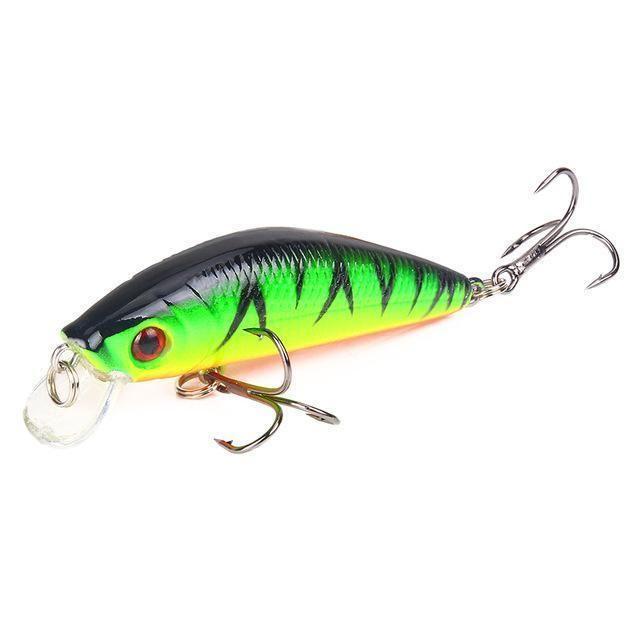 11g 70mm artificial fishing bait hard lures poper popper stainless steel hooksJD