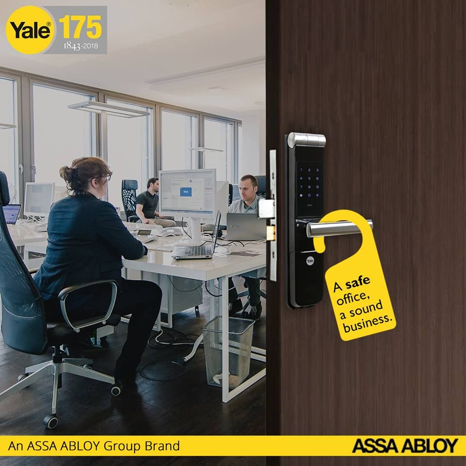 Provide high-tech security to your Office with the best