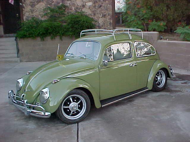 Beetle 1958 1967 View Topic Chromed Roof Rack Volkswagen Beetle Classic Volkswagen Vintage Vw
