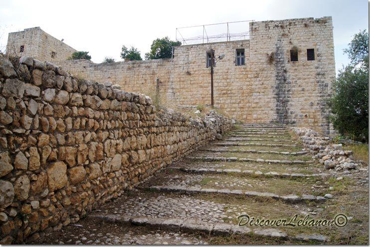 Citadel of Mustapha Barbar Agha in Iaal fortress