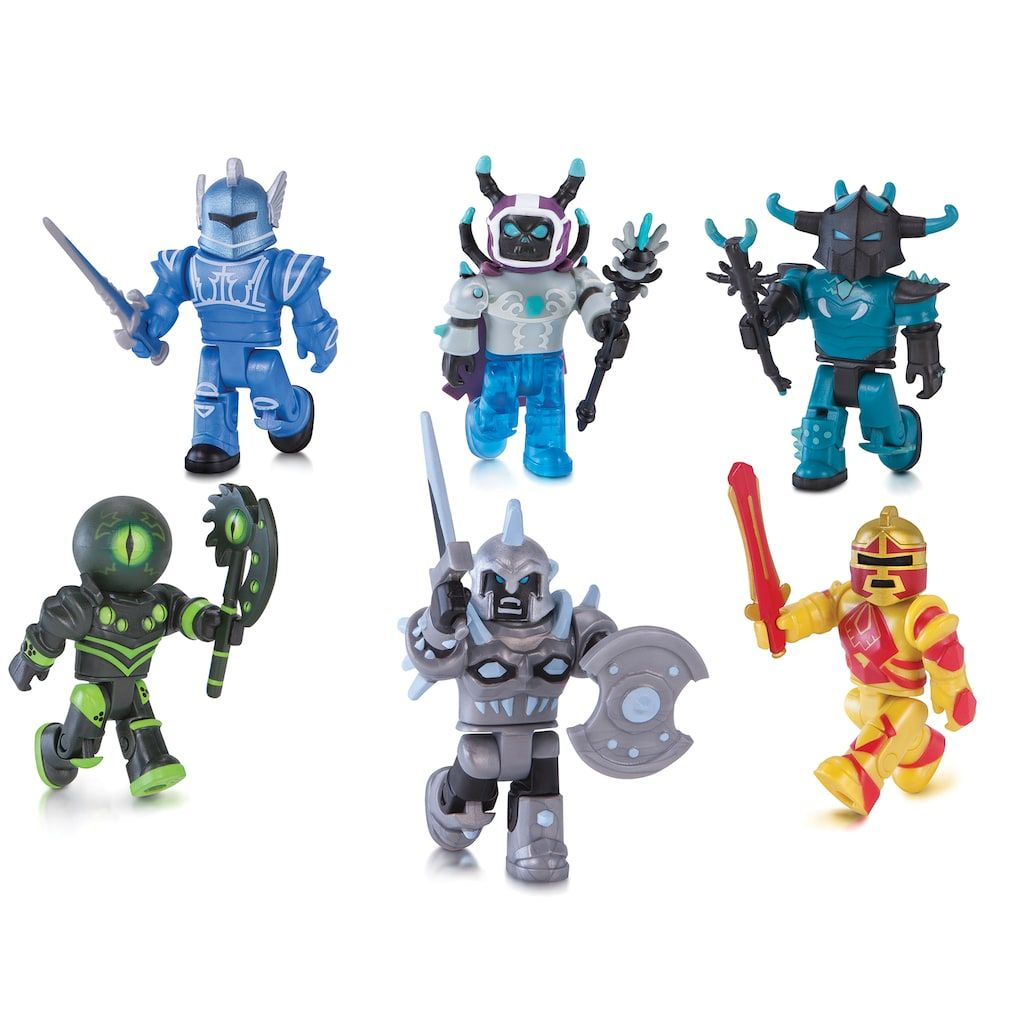 Roblox Action Figure Jugetes 7 8cm Pvc Toy Game Roblox Roblox 6 Figure Multi Pack Assortment Best Christmas Toys Roblox Action Figures