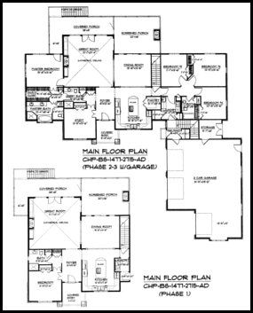 Superior Love These Expandable Floor Plans! BS 1477 2715 Main Floor Plan Good Looking