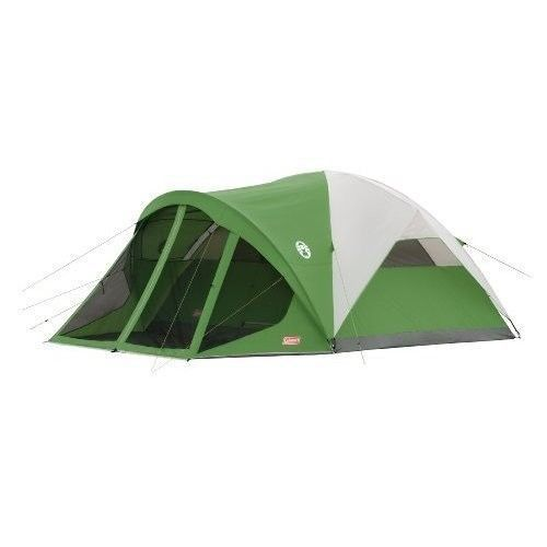 Outdoor C&ing Tent Coleman Evanston Screened Canopy Tent Family Cabin Tent  sc 1 st  Pinterest & Outdoor Camping Tent Coleman Evanston Screened Canopy Tent Family ...