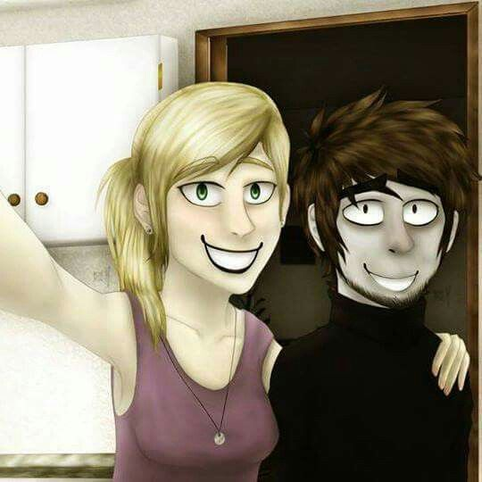 Toby and Lyra got me right in the feels    | Horror | Creepypasta
