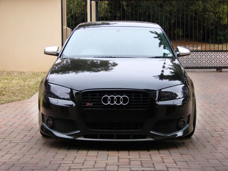 audi s3 with laminx gunsmoke photo by rabbit forums. Black Bedroom Furniture Sets. Home Design Ideas