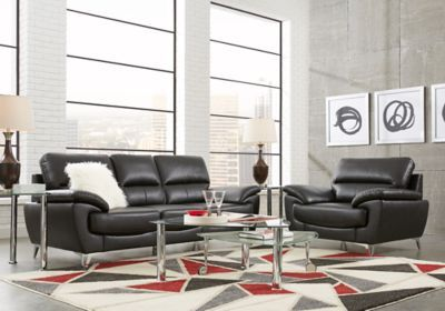Amazing Northway Black 5 Pc Living Room Grown Up Stuff Living Evergreenethics Interior Chair Design Evergreenethicsorg