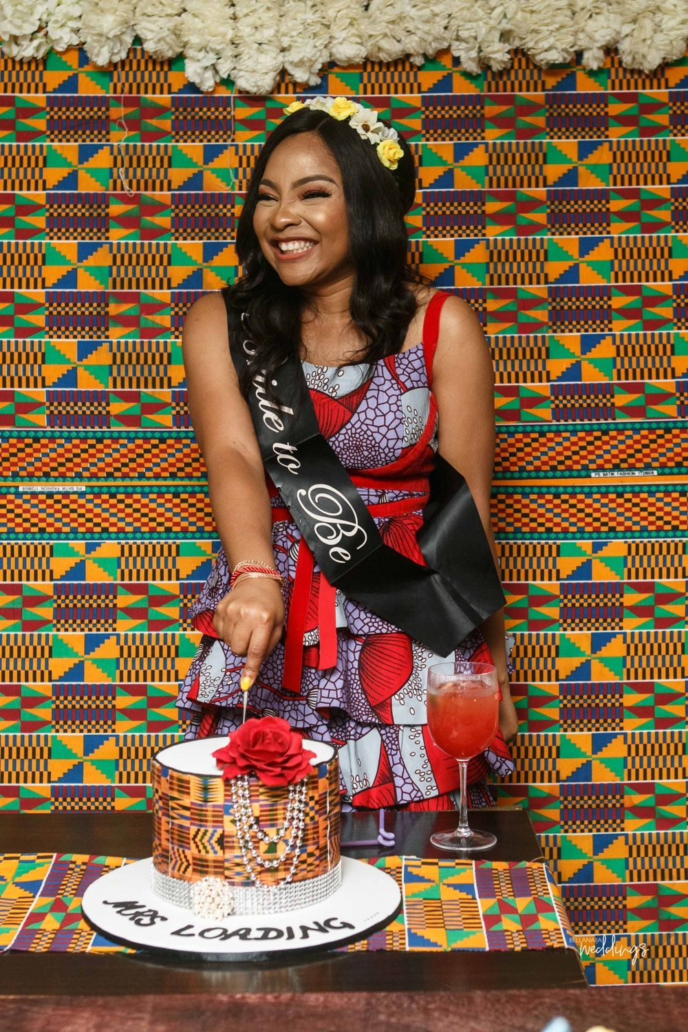 Linda Ejiofor S Safari Themed Surprise Bridal Shower Will Swing You Into A Beautiful Day Shower Dress For Bride Bridal Shower Inspiration Bella Naija Weddings