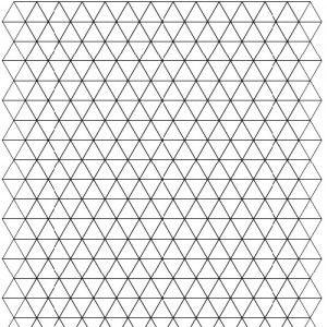 Triangular Graph Design Ideas