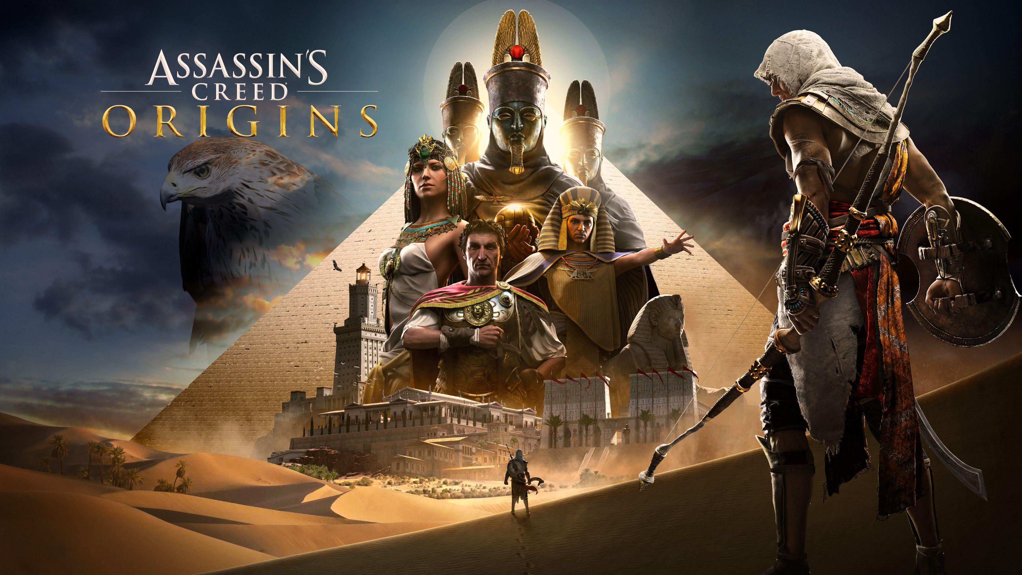 Assassins Creed Origins Wallpaper 1920x1080 Assassins Creed