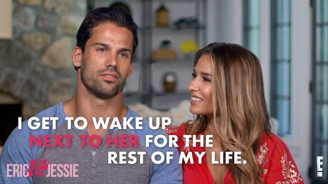 Hvor lenge Eric og Jessie dating