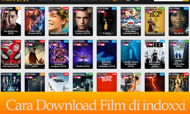 Cara Download Film Subtitle Indonesia di INDOXXI   Film ...
