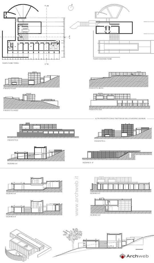 Koshino House Ashiya Hyogo Japan 197981 Tatao Ando – Koshino House Floor Plan