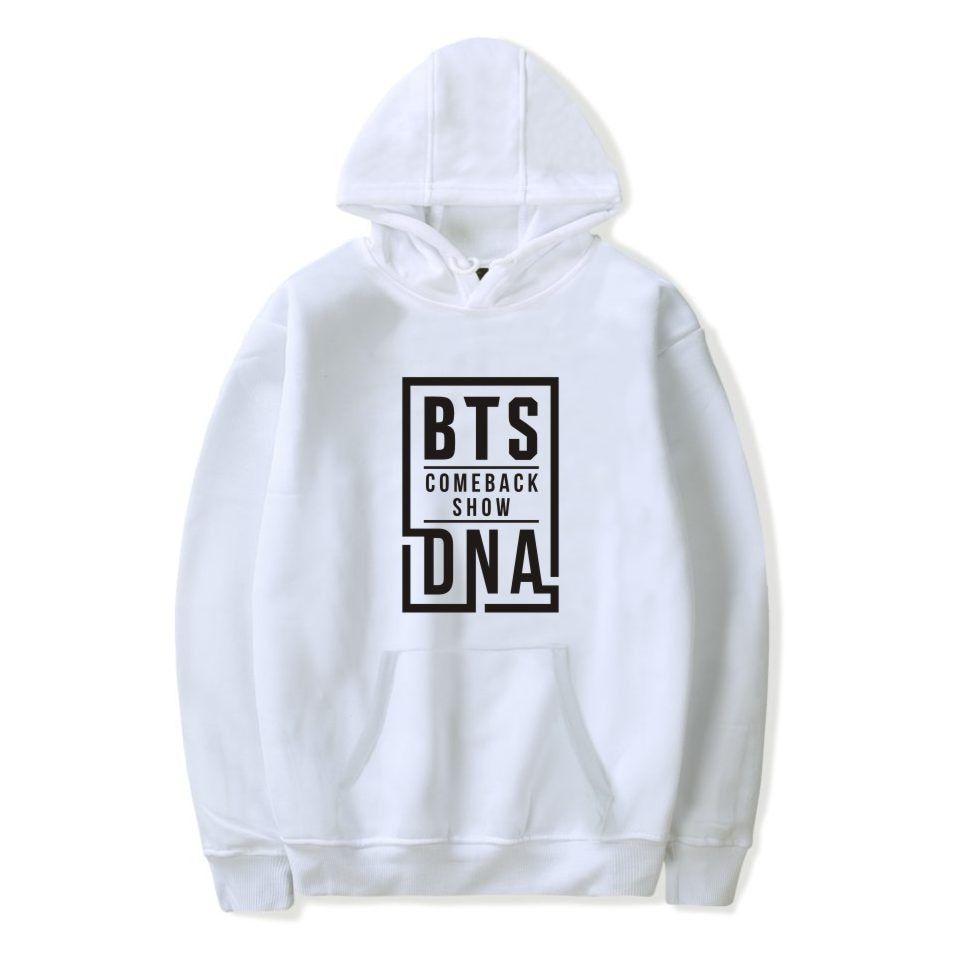 BTS Comeback Show DNA Kids Hoodie