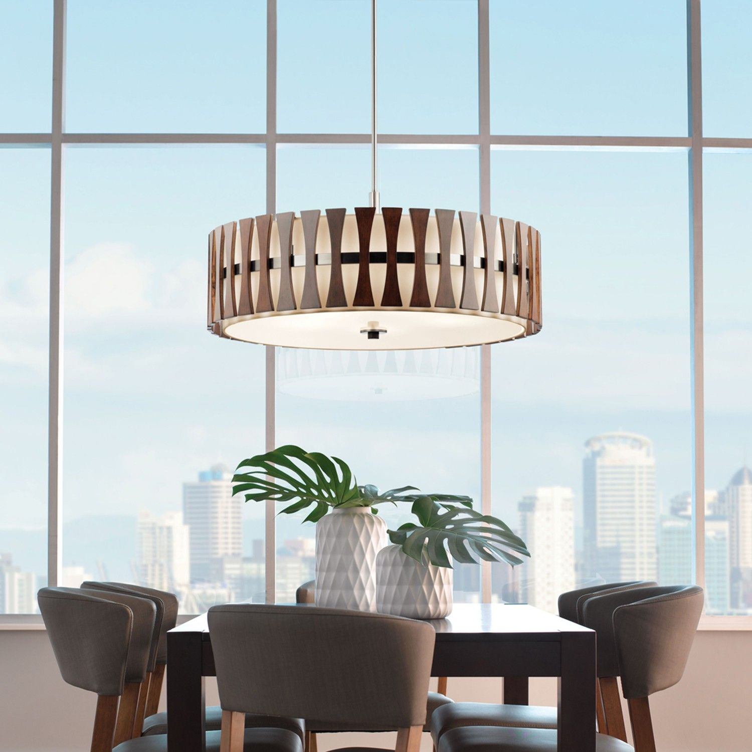 Kichler Dining Room Lighting Captivating Introducing Kichler Modern Lighting  Pendant Lighting Modern Decorating Inspiration