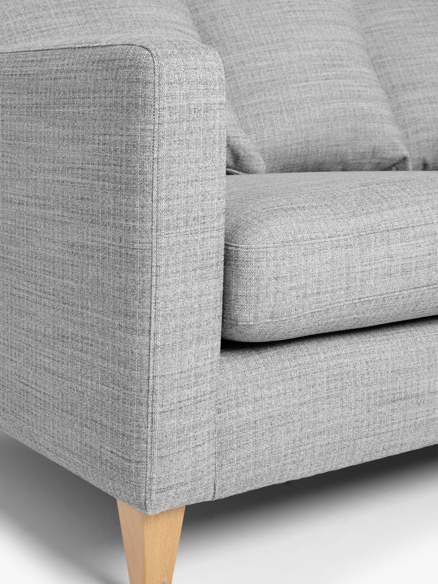 John Lewis Partners Bailey Scatter Back Lhf Corner End Sofa Corner Sofa Sofa Online Sofa