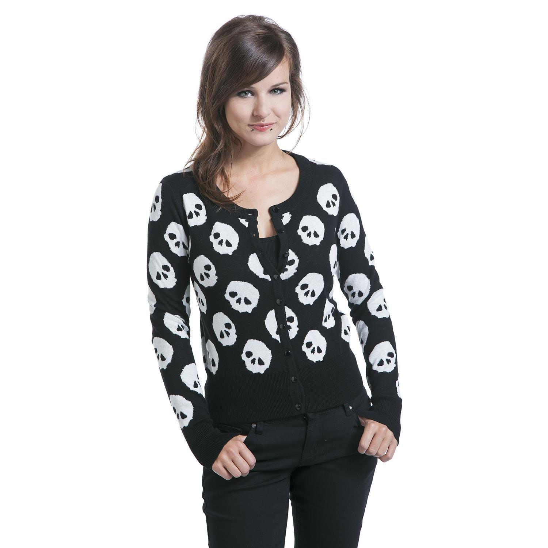 Jawbreaker Camiseta con Cordón Camiseta Mujer Negro 1ARR8