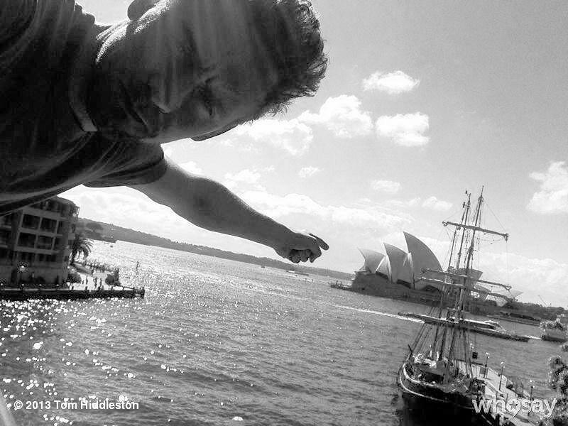 Man date in Sydney